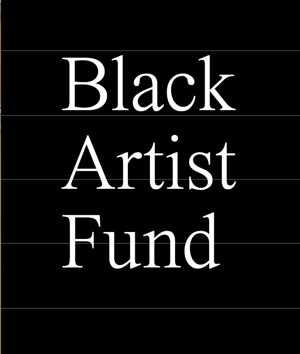 Black Artist Fund logo
