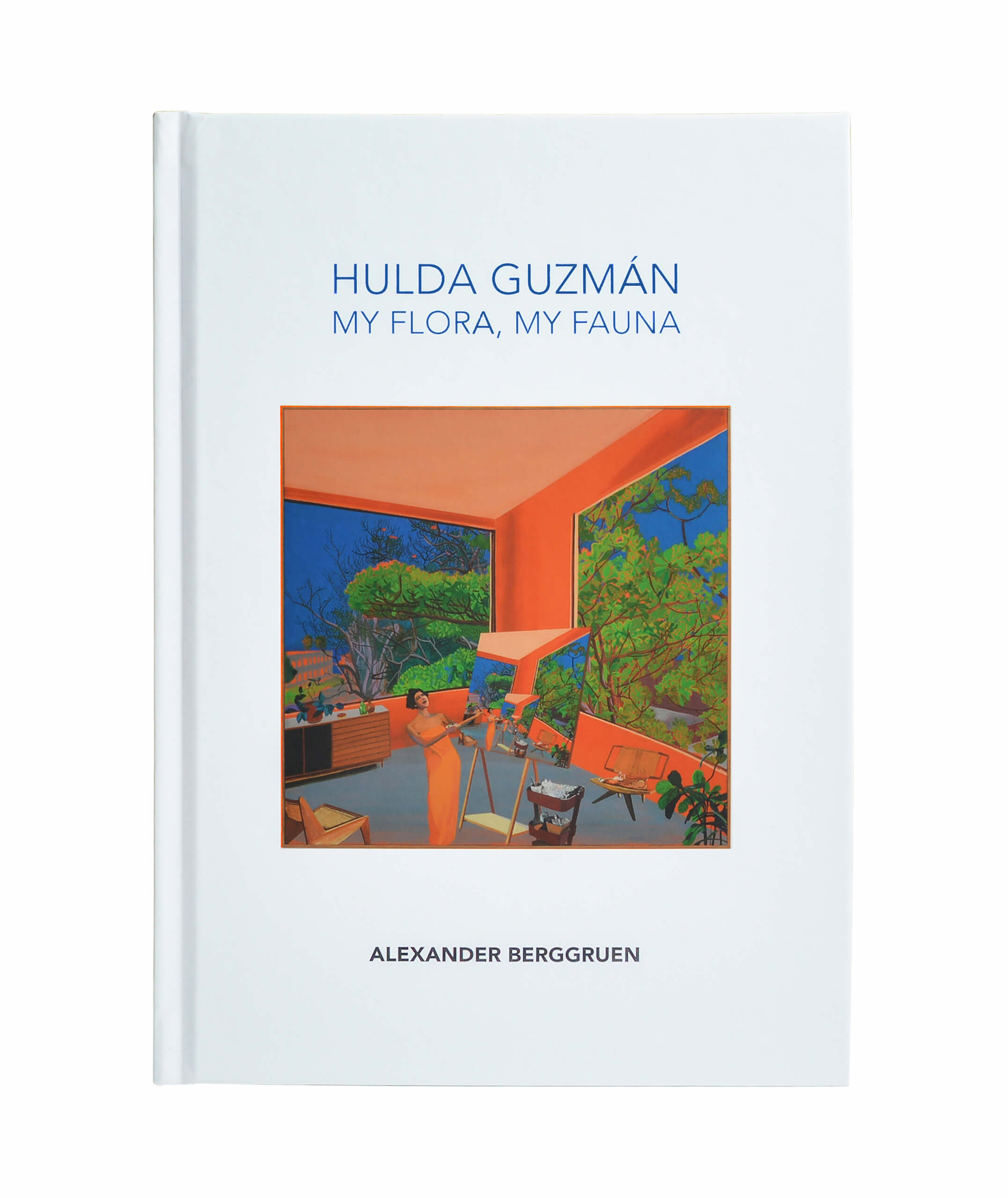Hulda Guzmán: my flora, my fauna Exhibition Catalogue Product Photography