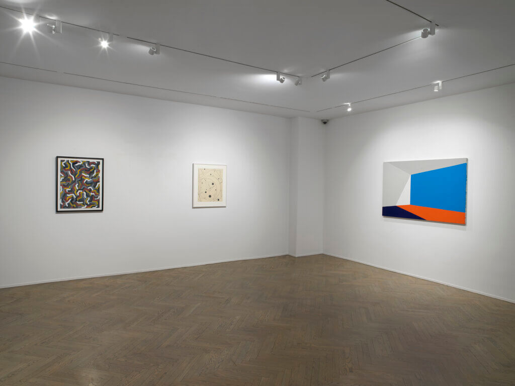 Shapes (April 21-May 27, 2021) at Alexander Berggruen, New York