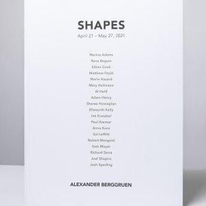 Shapes Exhibition Catalogue