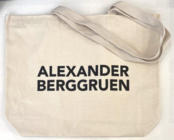 Alexander Berggruen Tote Bag